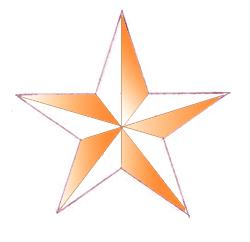 Проверяем, смотрятся лисимметричнолучизвездочки