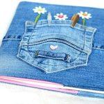 Мама, купи новые джинсы! Или как сделать обложку для ЛД из Джинс.