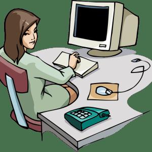 личный дневник в компьбютере или в тетрадке
