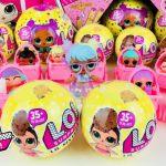 Куклы LOL – отличия всех серий