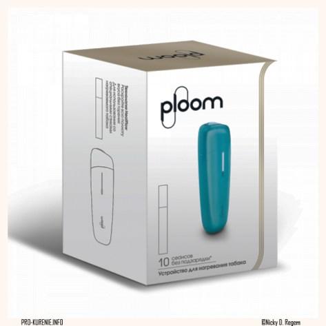 Комплектация Ploom S10