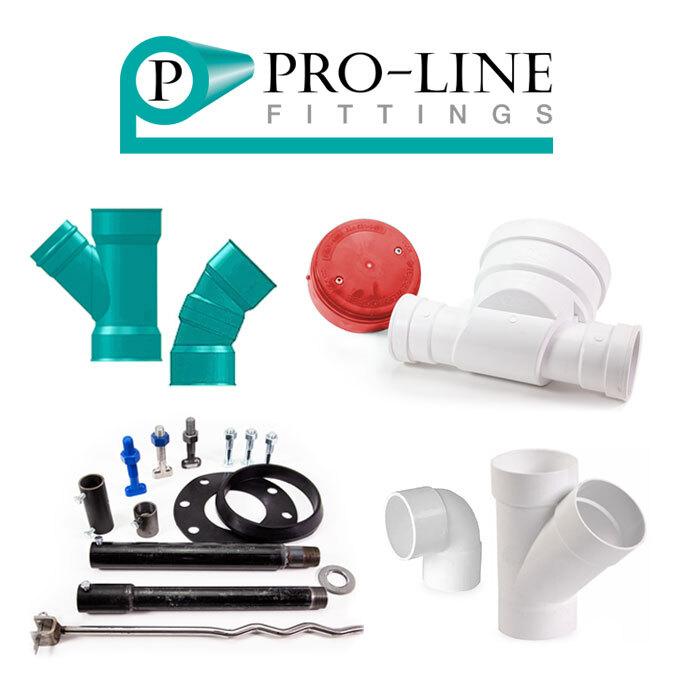 Pro-line Fitting