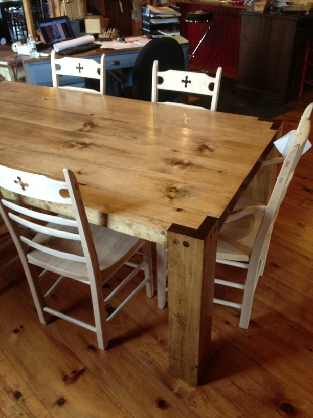 Chelsea Table Pro Pin The Pine Wood Specialist