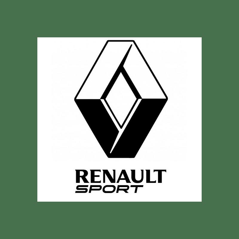 Stickers de toit Renault Sport A