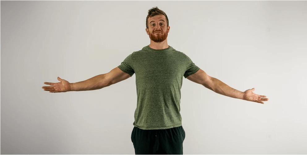 Ben Coomber Nutritionist