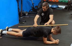 Core Training For Rugby Players