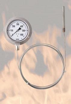 thermometre pour four a bois tfb650
