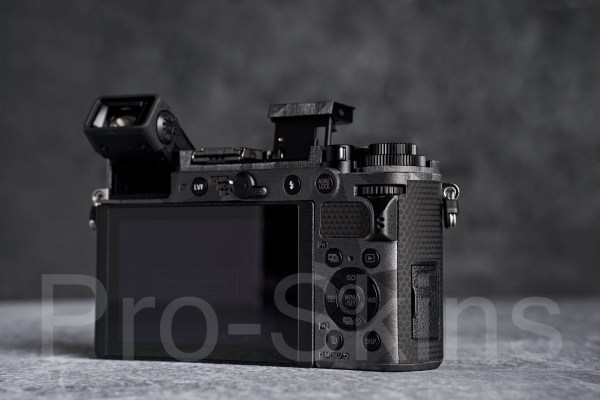Protective Camera Guard Wrap Skin for Panasonic LUMIX GX9 Camera Body