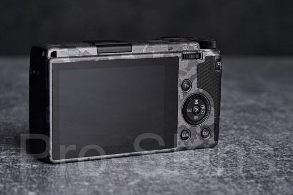 Ricoh Gr III Compact Digital Camera - Protective Camera Guard Wrap Skin