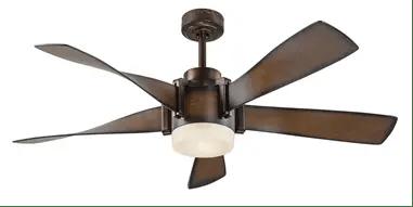 Kichler Lighting Recalls Ceiling Fans