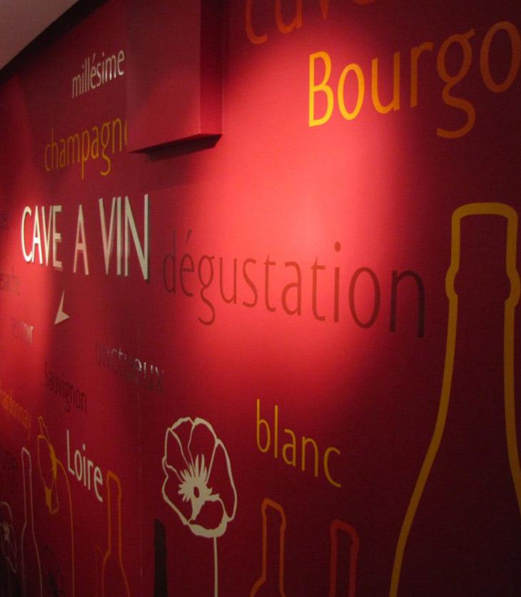 Bar à vins - Paris
