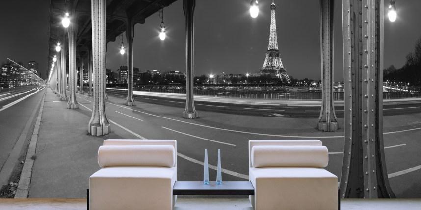 Papiers peints Paris la nuit