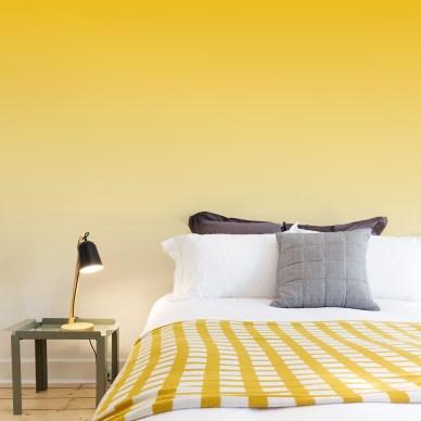 Papiers peints Dégradé Yellow