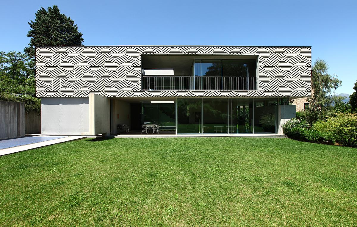 Papiers peints extérieur - 5-geometric