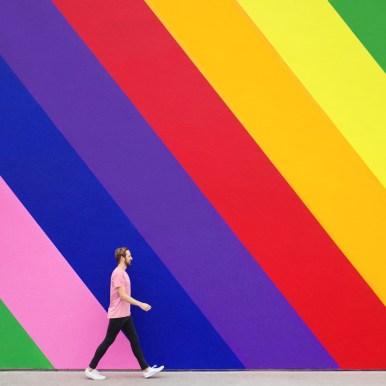Habillage de façade - couleurs & graphisme