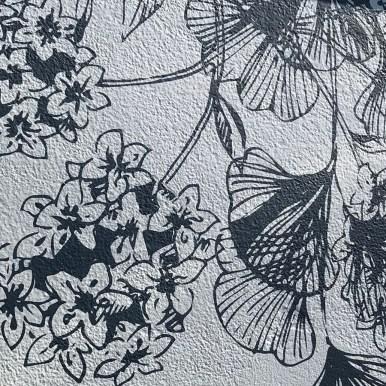 Papiers peints Extérieur Floral