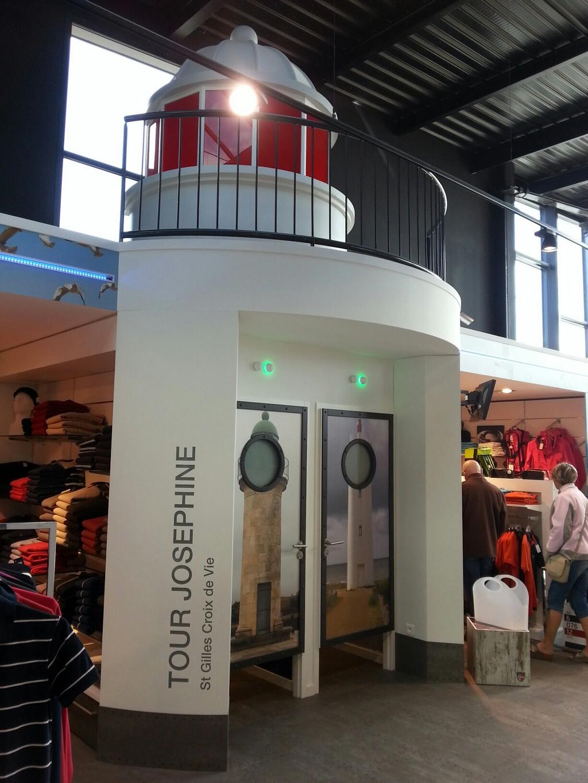 Toile marine - COMPTOIR DE LA MER - ROUSSEAU ARCHITECTURE