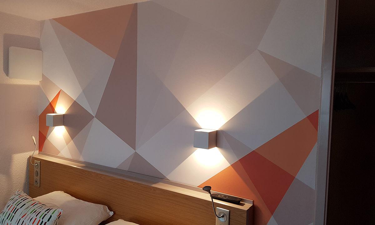 Papiers peints Abstract - Hôtel Les Baladins