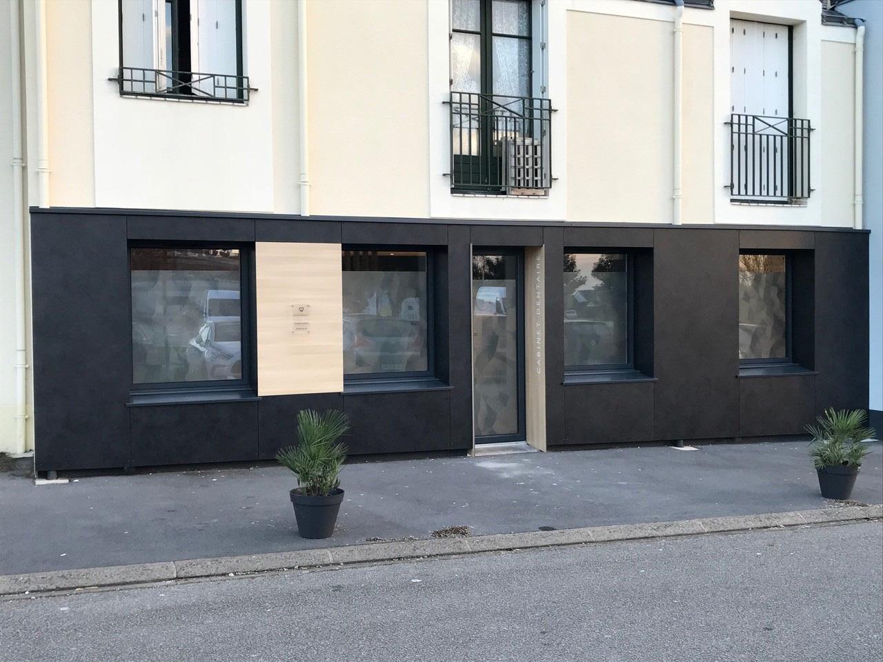 Cabinet Dentaire Ligné - Création Intérieurs Créatifs