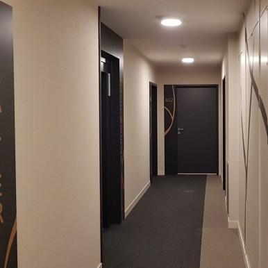 Signalétique et décors Pur'Sens - Nantes
