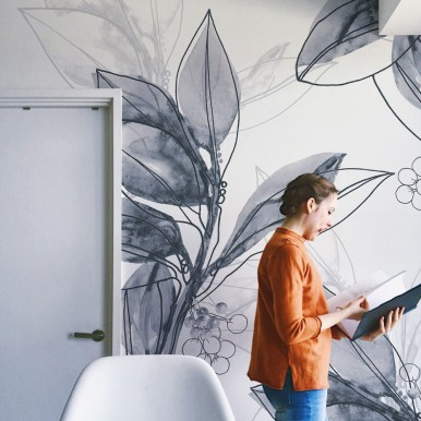 Papiers peints panoramiques Laurel 02