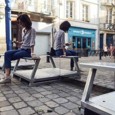 ENEDIS / Chantier «invisible», Bordeaux / MJ Studio