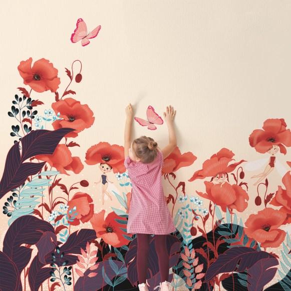 collaboration avec l'illustratrice jeunesse Emmanuelle Colin