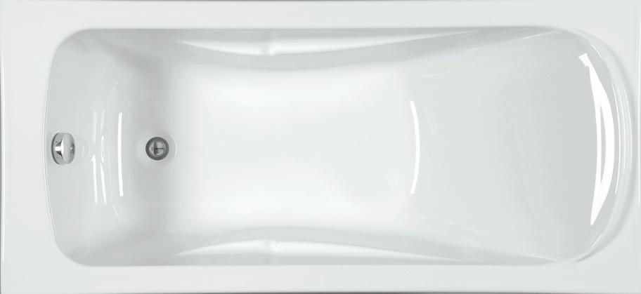 Baignoire Rectangulaire FORIA 2 Rectangulaire Aquarine Pro