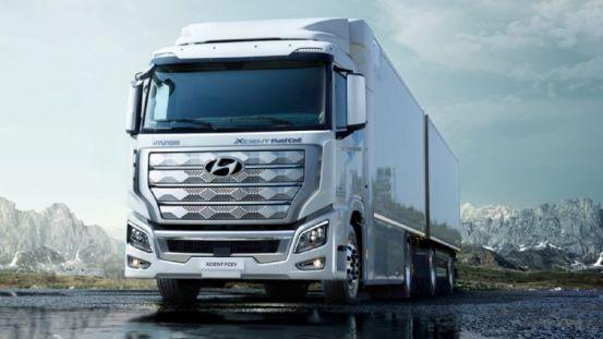 Το νέο φορτηγό κυψελών καυσίμου της Hyundai στην ΕΕ (+ vid)
