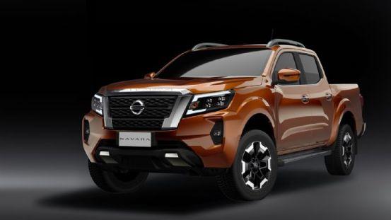 Εδώ είναι το νέο Nissan Navara!  (+ vid)