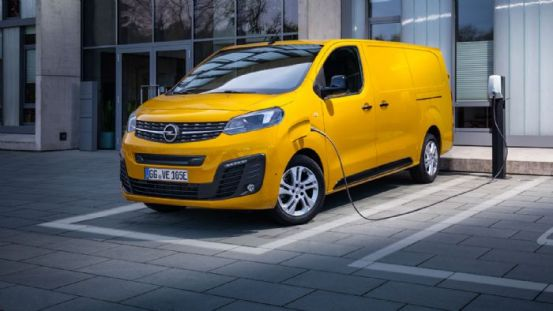 Ξεκινούν οι πωλήσεις του νέου Opel Vivaro-e