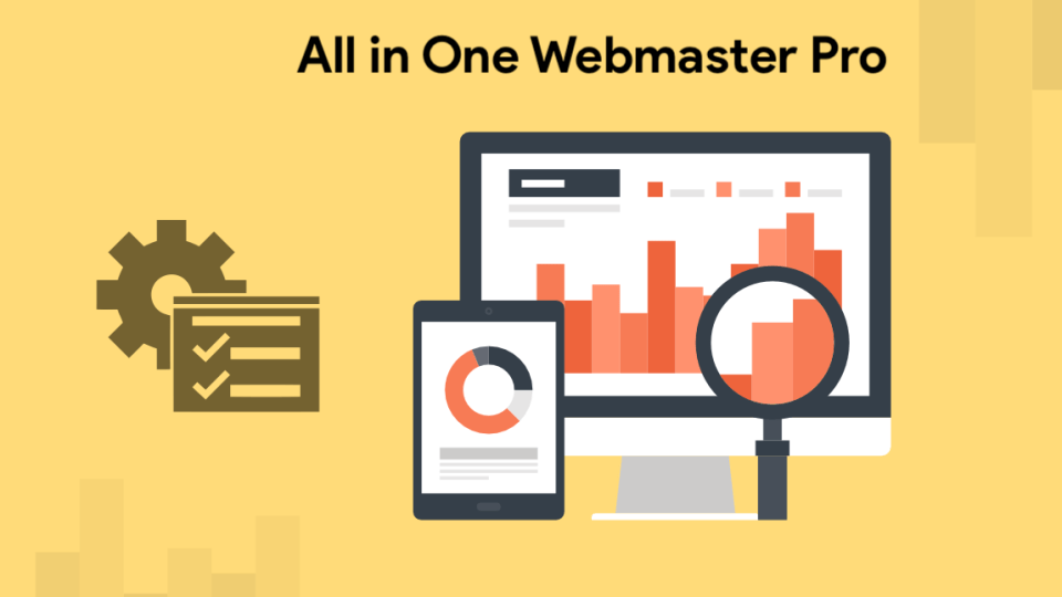 All in One Webmaster Pro