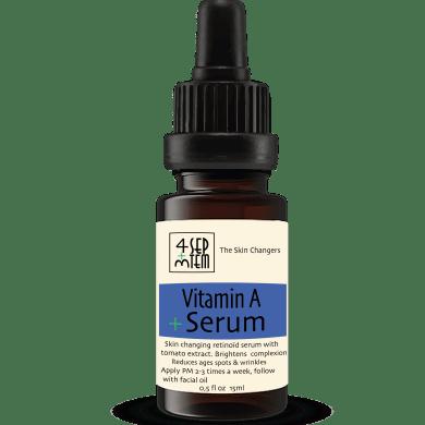 Vitamine A serum