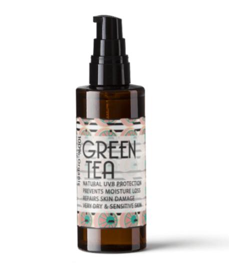 Green Tea Olie - Camelia Sinensis extract