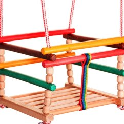 Swing Chair Baby Toy High Toys R Us Wooden Kids Indoor Door Outdoor Rope
