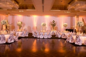 Minnesota Wedding Uplighting