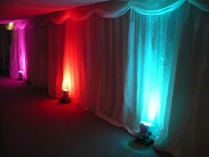 Minneapolis Wedding Uplighting - Pro Sound & Light Show Disc Jockey