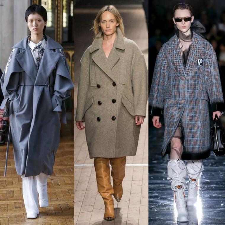 Это длинное или короткое пальто трапециевидной формы без рукавов родом из  60-х годов прошлого века. Ныне оно возвращается в модные коллекции в ... e1766ec10c5