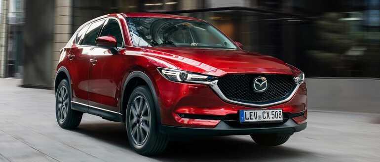 Mazda cx-5 2019 года - КалендарьГода изоражения