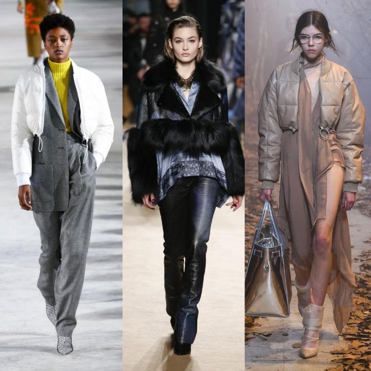 женские куртки осень зима 2018 2019 фото модных трендов и новинок