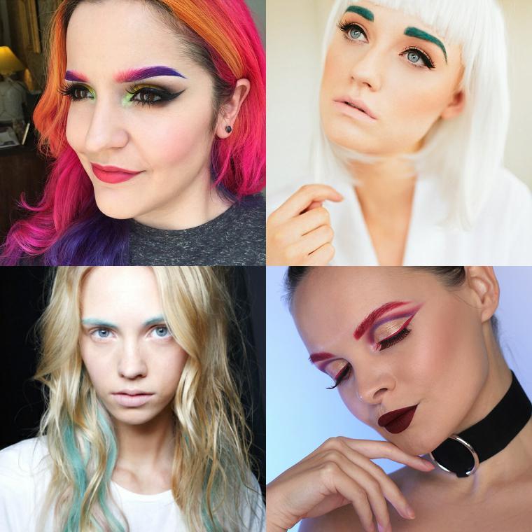 Новогодний макияж 2019: как накрасить глаза и губы картинки
