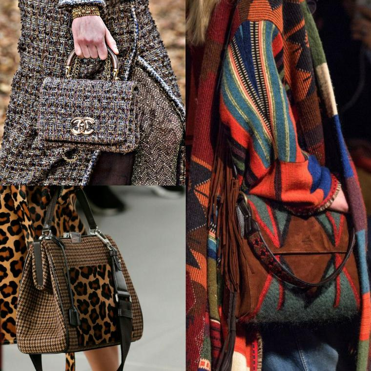 сумки, выполненные из ткани, что одежда