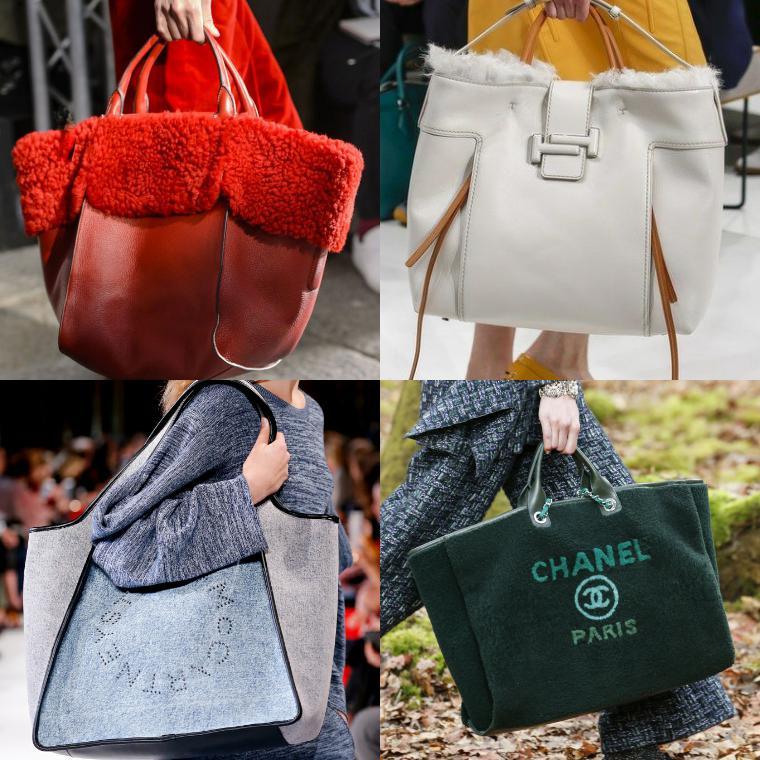 сумки-гиганты разной формы