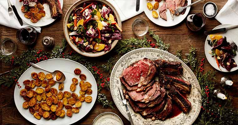 Новогоднее меню 2019 - рецепты для праздничного стола рекомендации