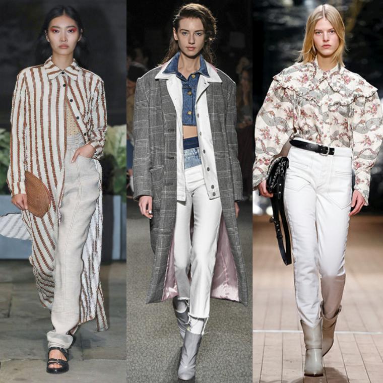 a6a1235471c Модные джинсы 2019  тенденции