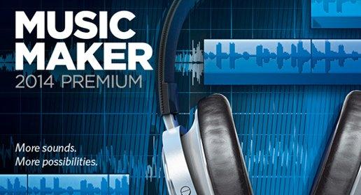 (音樂製作軟體)MAGIX Music Maker 2014 Premium 20.0.4.49 – 網路自動賺錢 Auto Rich 自富術