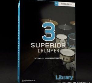 Toontrack Superior Drummer 3.1.7 Crack + MacOsX Full Version 2021 Torrent