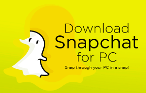 Snapchat For PC 11.32.0.34 Download Full Version [2021]