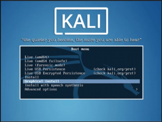 Step 1 Kali Linux - How to install Kali Linux