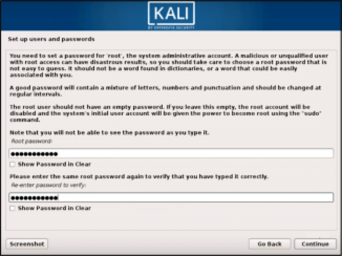 Step 4 Kali Linux - How to install Kali Linux